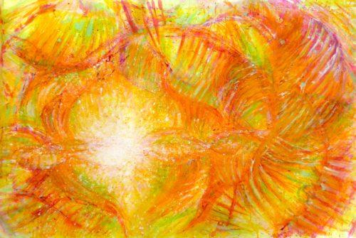 Peinture énergétique - Catherine Stutzmann - ADN