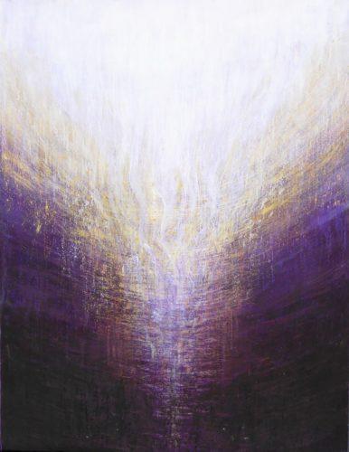 Peinture énergétique - Catherine Stutzmann - La conscience à travers les âges