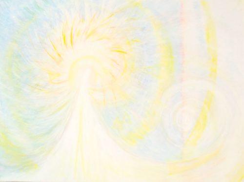 Peinture énergétique - Catherine Stutzmann - Nouvelle Terre